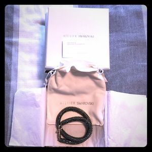 Swarovski Atelier Bracelet- In Box